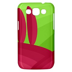 Green and red landscape Samsung Galaxy Win I8550 Hardshell Case