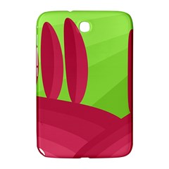 Green and red landscape Samsung Galaxy Note 8.0 N5100 Hardshell Case