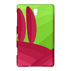 Green and red landscape Samsung Galaxy Tab S (8.4 ) Hardshell Case