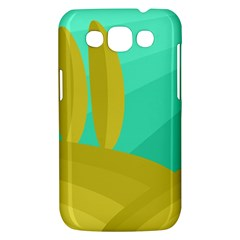 Green and yellow landscape Samsung Galaxy Win I8550 Hardshell Case