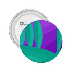 Purple and green landscape 2.25  Buttons