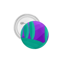 Purple and green landscape 1.75  Buttons