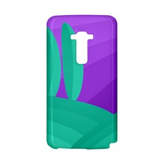 Purple and green landscape LG G Flex