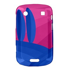 Magenta and blue landscape Bold Touch 9900 9930