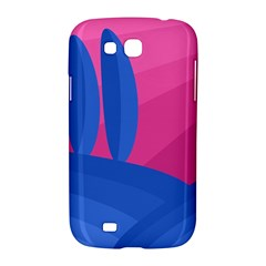 Magenta and blue landscape Samsung Galaxy Grand GT-I9128 Hardshell Case
