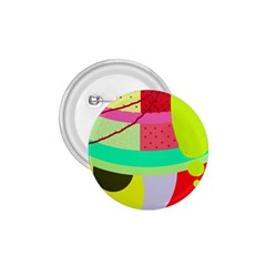 Colorful abstraction by Moma 1.75  Buttons