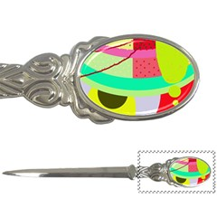Colorful abstraction by Moma Letter Openers