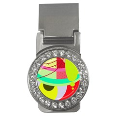 Colorful abstraction by Moma Money Clips (CZ)