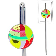 Colorful abstraction by Moma Book Mark