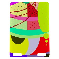 Colorful abstraction by Moma Kindle Touch 3G