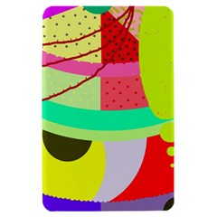 Colorful abstraction by Moma Kindle Fire (1st Gen) Hardshell Case