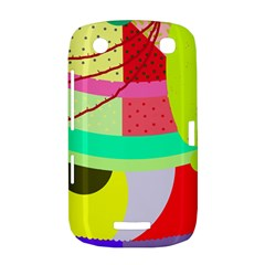 Colorful abstraction by Moma BlackBerry Curve 9380
