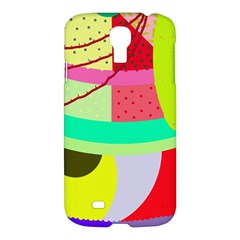 Colorful abstraction by Moma Samsung Galaxy S4 I9500/I9505 Hardshell Case