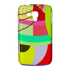 Colorful abstraction by Moma Samsung Galaxy Duos I8262 Hardshell Case