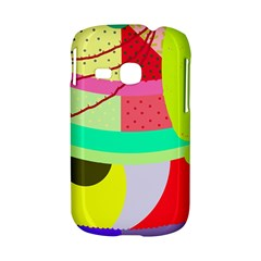 Colorful abstraction by Moma Samsung Galaxy S6310 Hardshell Case