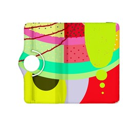 Colorful abstraction by Moma Kindle Fire HDX 8.9  Flip 360 Case