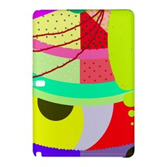 Colorful abstraction by Moma Samsung Galaxy Tab Pro 12.2 Hardshell Case
