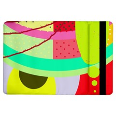Colorful abstraction by Moma iPad Air Flip