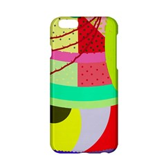 Colorful abstraction by Moma Apple iPhone 6/6S Hardshell Case