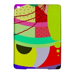 Colorful abstraction by Moma iPad Air 2 Hardshell Cases