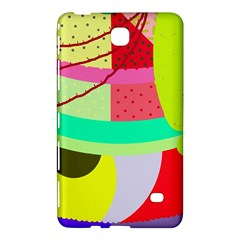 Colorful abstraction by Moma Samsung Galaxy Tab 4 (7 ) Hardshell Case
