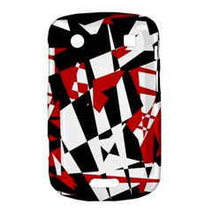 Red, black and white chaos Bold Touch 9900 9930