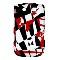 Red, black and white chaos Torch 9800 9810