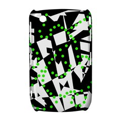 Black, white and green chaos Curve 8520 9300
