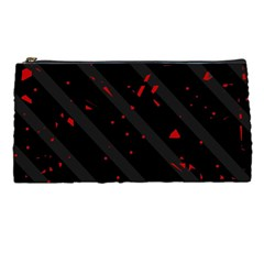 Black and red Pencil Cases