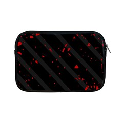 Black and red Apple iPad Mini Zipper Cases