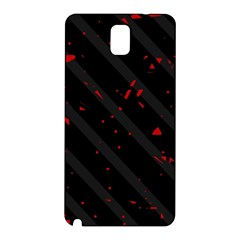 Black and red Samsung Galaxy Note 3 N9005 Hardshell Back Case