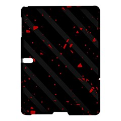 Black and red Samsung Galaxy Tab S (10.5 ) Hardshell Case