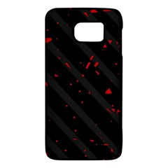 Black and red Galaxy S6
