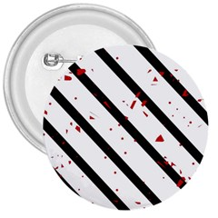 Elegant black, red and white lines 3  Buttons