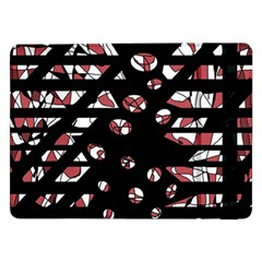 Red freedam Samsung Galaxy Tab Pro 12.2  Flip Case