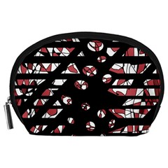 Red freedam Accessory Pouches (Large)
