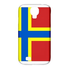 Flag of Orkney Samsung Galaxy S4 Classic Hardshell Case (PC+Silicone)