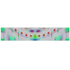 Rainbows In The Moonshine Flano Scarf (large)