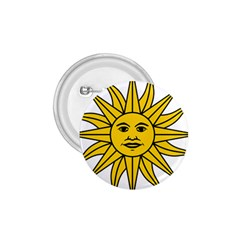 Uruguay Sun of May 1.75  Buttons