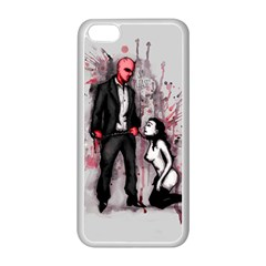 Say Please Apple iPhone 5C Seamless Case (White)