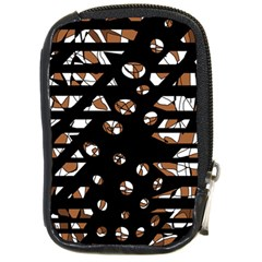 Brown freedom  Compact Camera Cases