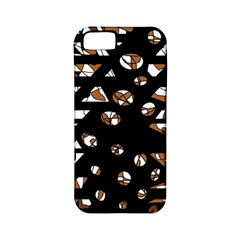 Brown freedom  Apple iPhone 5 Classic Hardshell Case (PC+Silicone)