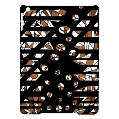 Brown freedom  iPad Air Hardshell Cases