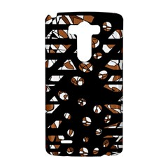 Brown freedom  LG G3 Hardshell Case