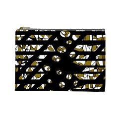 Green freedom Cosmetic Bag (Large)