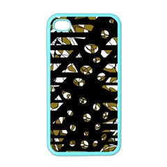 Green freedom Apple iPhone 4 Case (Color)