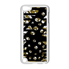 Green freedom Apple iPod Touch 5 Case (White)
