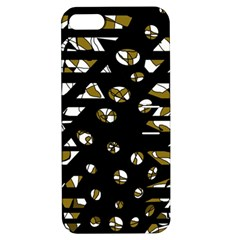 Green freedom Apple iPhone 5 Hardshell Case with Stand