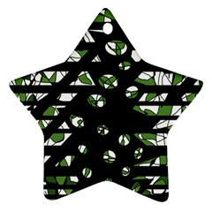 Freedom Star Ornament (Two Sides)