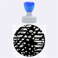 Freedom Rubber Round Stamps (Large)